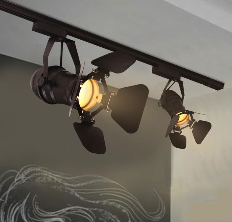 popular edison track lighting buy cheap edison track lighting lots. Black Bedroom Furniture Sets. Home Design Ideas