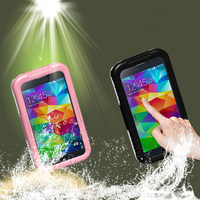 100 Waterproof Case Shockproof Gel Touch Screen Cover Cases For Samsung Galaxy S3 S4 S5 S6