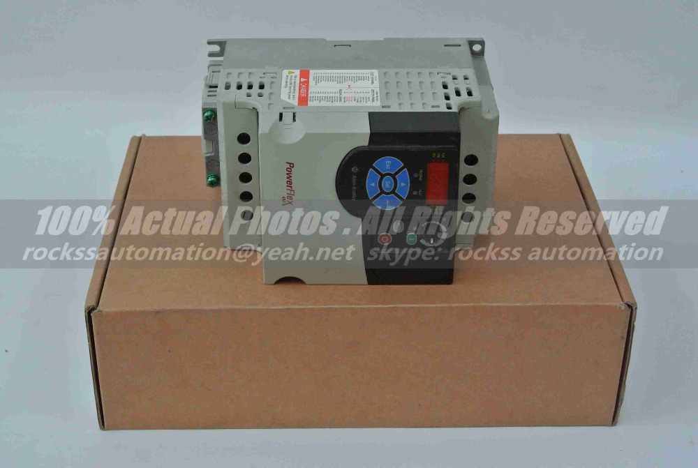PowerFlex 4M Series AC Driver 22F-B017N103 3.7KW 200-240V Used 100% Tested With Free DHL / EMS 1u1 941 017 n киев