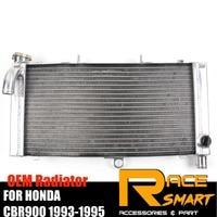 Radiator For HONDA CBR900 1993 1994 1995 Motorcycle parts Cooling cooler High grade Aluminum CBR 900 CBR 900