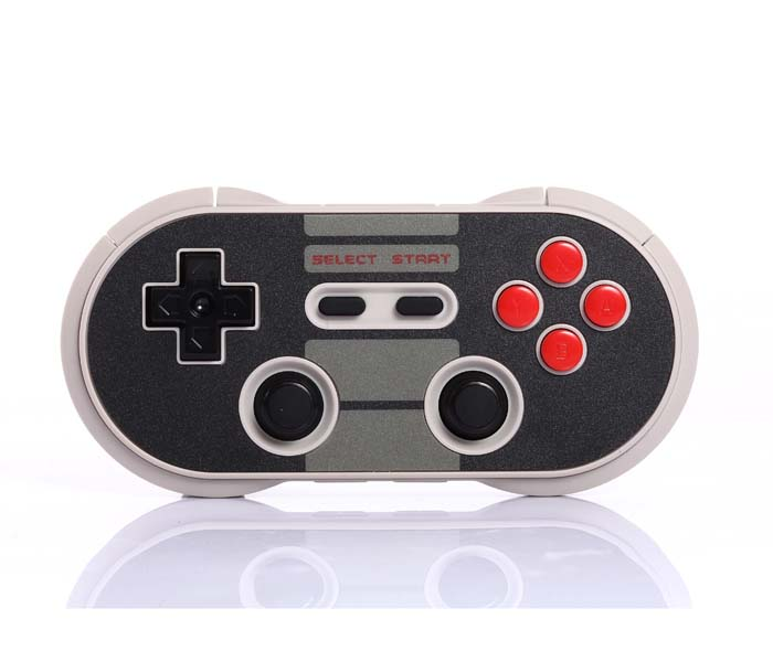 Official 8BitDo N30 Pro Bluetooth Gamepad Wireless Controller With Joystick for Switch Steam Android MacOS Raspberry Pi 8bitdo fc30 pro wireless bluetooth controller dual classic joystick for android gamepad pc mac linux