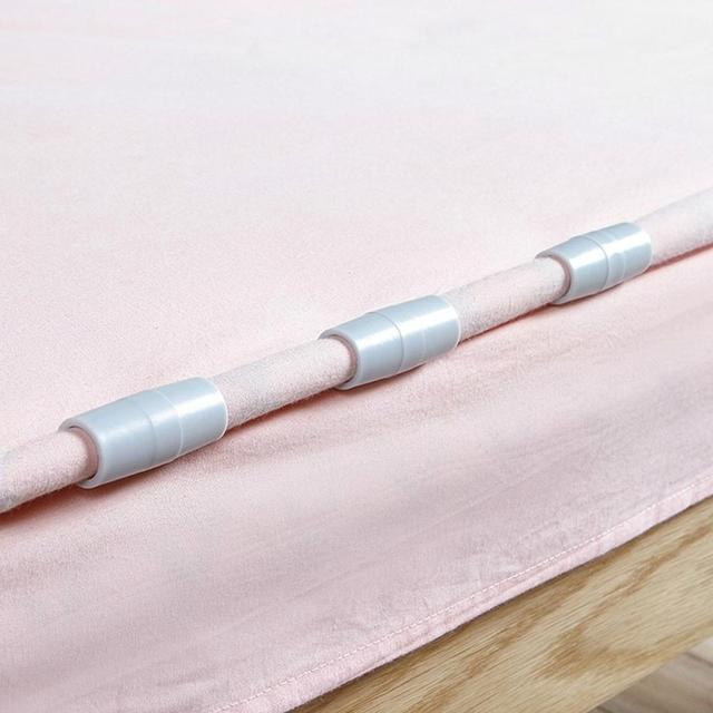 12PCS Household Quilt Anti-slip Clip Short Type Length 4 Cm Household Merchandises Bedroom Furniture Set Free Shipping 5