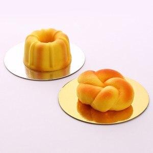 Image 4 - 18pcs/set 6 ,8 ,10 Inches 6 Of Each Size Cake Boards Round Cake Stand Mat Cake Circle Bases Baking Mat Round Cake Tools