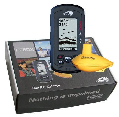 aliexpress : buy 3.0 inch fstn lcd portable sonar wireless, Fish Finder
