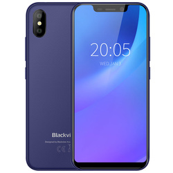 Blackview A30 3G Phablet 5.5 inch Android 8.1 MTK6580A Quad Core 1.3GHz 2GB RAM 16GB 8.0MP + 0.3MP Rear Camera Face ID 2500mAh