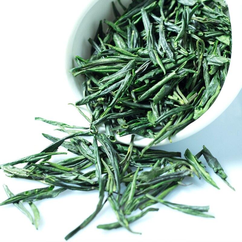 Chine nouveau printemps Que son thé vert Sparrow langue thé vert nourriture pour les soins de santé perdre du poids