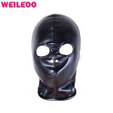 Глаз разблокировали секс маска раб bdsm секс-игрушки для семейных пар маска секс игрушки бдсм фетиш bondage mask эротические игрушки для взрослых игры