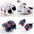 Baby Boys New White Blue Patchwork Children Shoes Toddler Shoes First Walkers Kids Sport Shoes for Boys