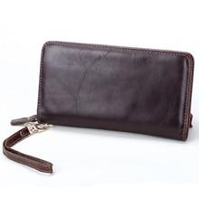 Famous Designer Men Coin Wallets Luxury Brand Mem's Card Wallet Phone Purse Fashion Zipper Cash Money Bag