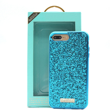 MS 2 в 1 все включено дизайн Gleams женский телефон задняя крышка чехол для iphone 6s 8 7 Plus 8 Plus блестящая задняя крышка чехол и сумка