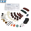 TASP 105PC Dremel Accessories Rotary Tool Bit Set Mini Drill Acessorios with 3.2mm Mandrel