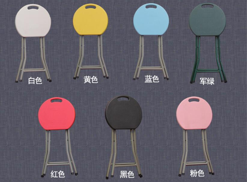 Wholesale 33*30*45cm Folding Dining Stools & Benches Small Round Outdoor portable chairWholesale 33*30*45cm Folding Dining Stools & Benches Small Round Outdoor portable chair