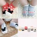 Cotton Cute Boys Girls Baby Socks Kawaii Cartoon Soft Floor Baby Sock Short Anti Slip