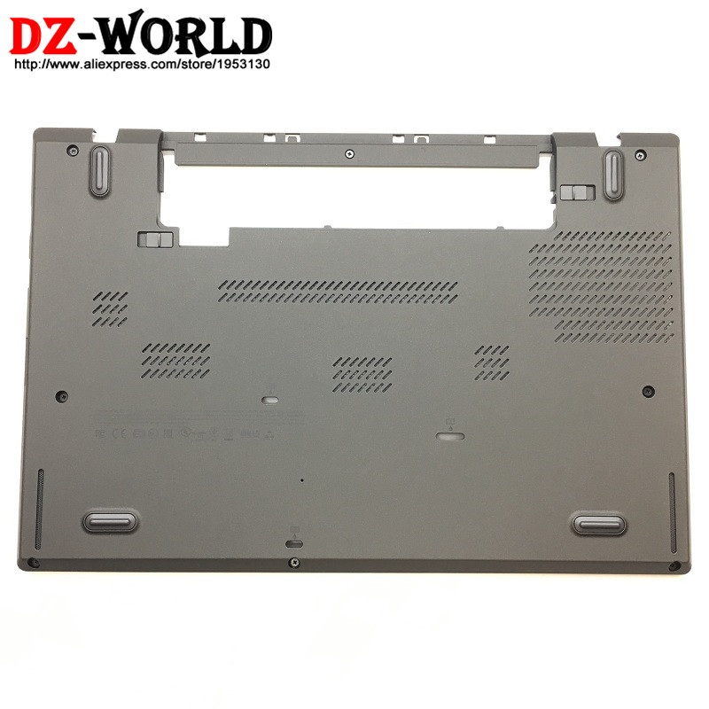 New Original for Lenovo ThinkPad T450 Back Shell Bottom Case Base Cover D Cover 00HN617 01AW568 without Docking SlotNew Original for Lenovo ThinkPad T450 Back Shell Bottom Case Base Cover D Cover 00HN617 01AW568 without Docking Slot