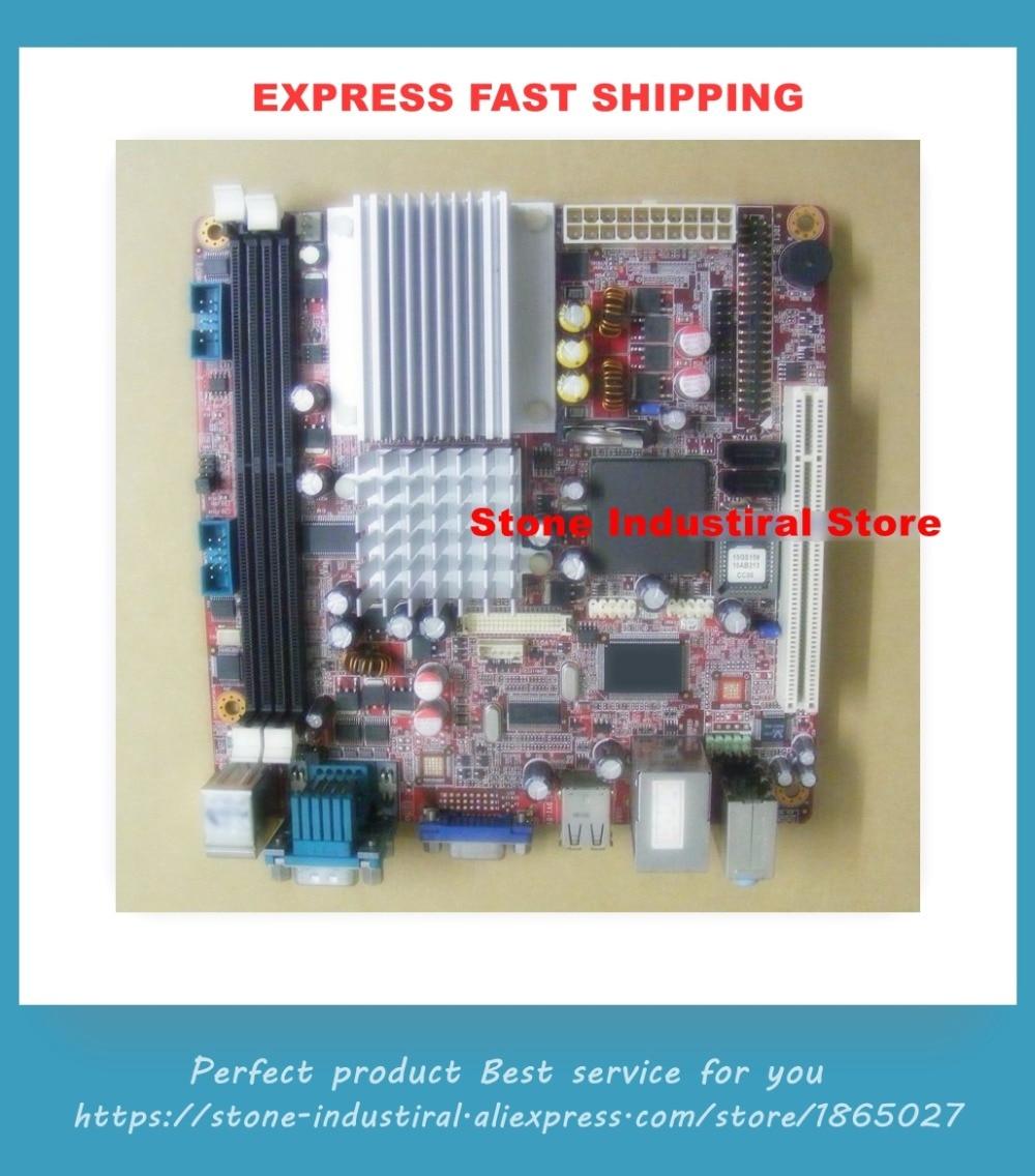 Industrial Control Board IX910GMLEV-C6 R10 Fully Integrated 17*17 Mini Industrial Control Board цена