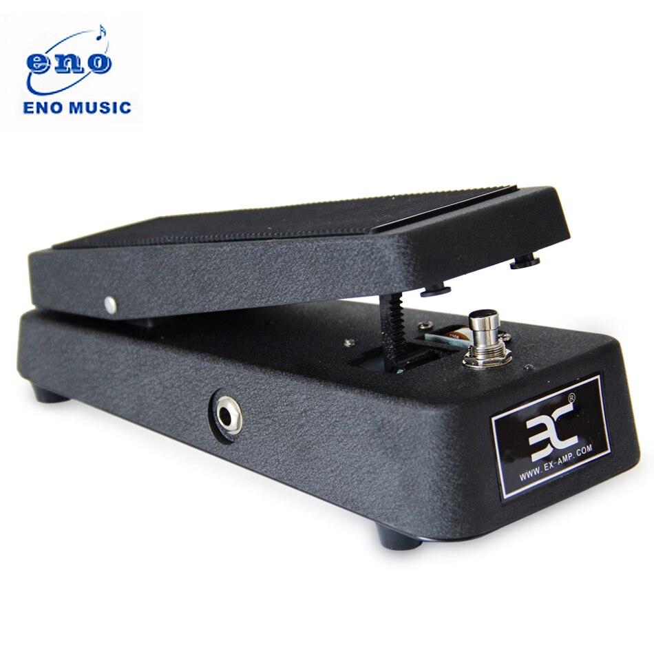 Pédale de guitare ENO wah-vol pédale nouvel effet pédale de guitare