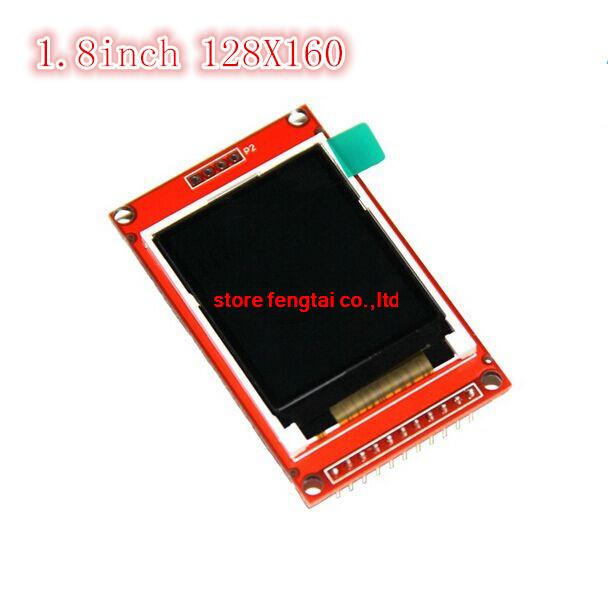 1.8 inch TFT interface LCD Module Display PCB SD 128X160 Free shipping 0802 lcd display module