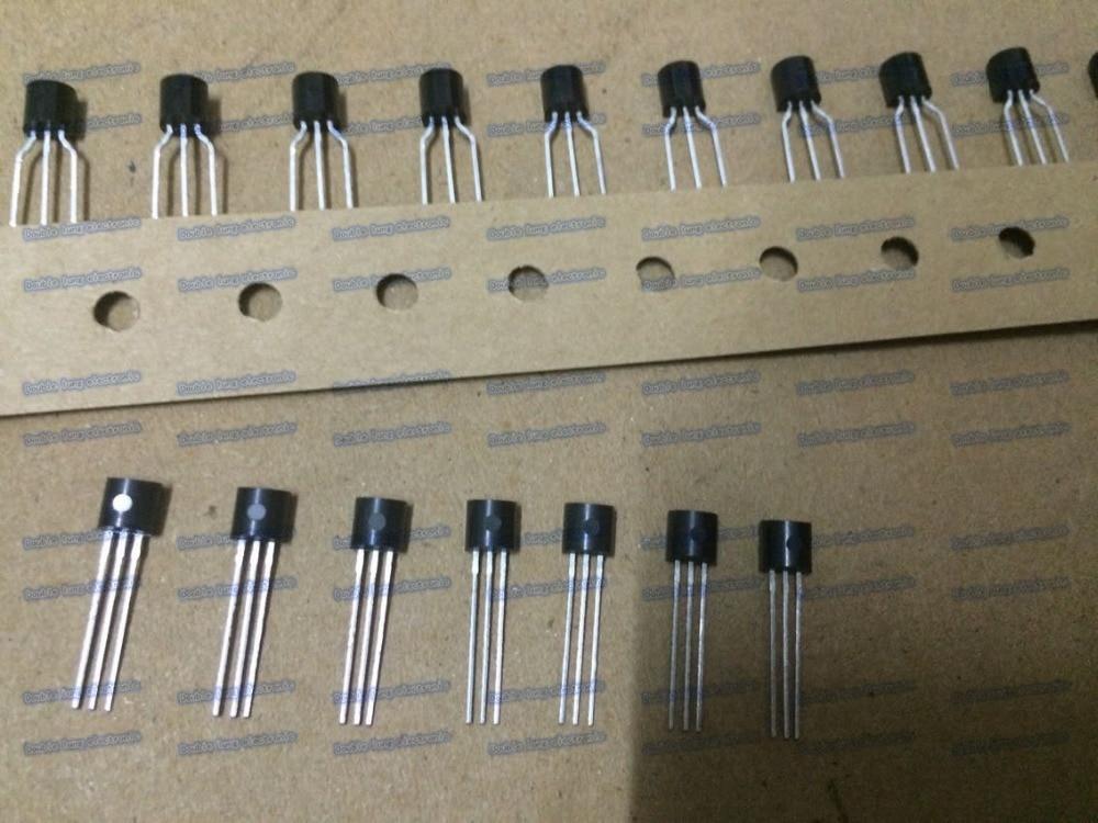 50 шт./лот 2SC3332T-AA 2SC3332T 2SC3332 C3332 TO92 биполярный транзистор 160 В, 0.7a, низкая VCE ( сб ) NPN одного NP