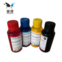 400ML Bottle Universal Pigment Ink For Epson XP201 XP401 WF-2532 WF-7110 Refill Ink 4 Colors For Cartridge And CISS