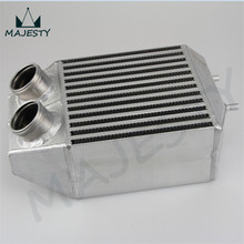 Turbochager System Twin 2 Rows Super Capacity Side Mount Intercooler for Renault 5 GT Turbo 85-91