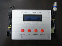IP20 DMX512 RGB LED Controller 120V 240V AC Can Be Controlled Wall Washer Floodlights Underwater Light