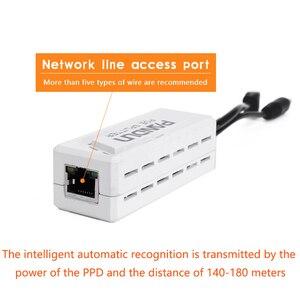 Image 5 - CCTV 모니터 카메라 POE 분배기 표준 48V 턴 12V2A POE 전원 공급 장치 IEEE8.2.3AF/AT