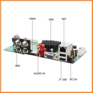 Image 2 - BESDER 4 CH 4 in 1 AHD DVR di Sicurezza di Sorveglianza CCTV Registratore DVR 4 Canali 1080N Hybrid Scheda DVR Per analogico AHD CVI TVI
