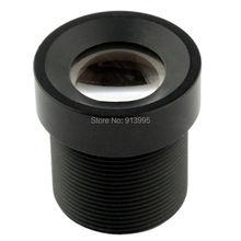 Megapikselowa kamera wysokiej jakości całkowita 6 sztuk obiektyw, w tym 2.1/2.8/3.6/6/8/12mm obiektyw w jednym opakowaniu w przypadku kamery monitoringu