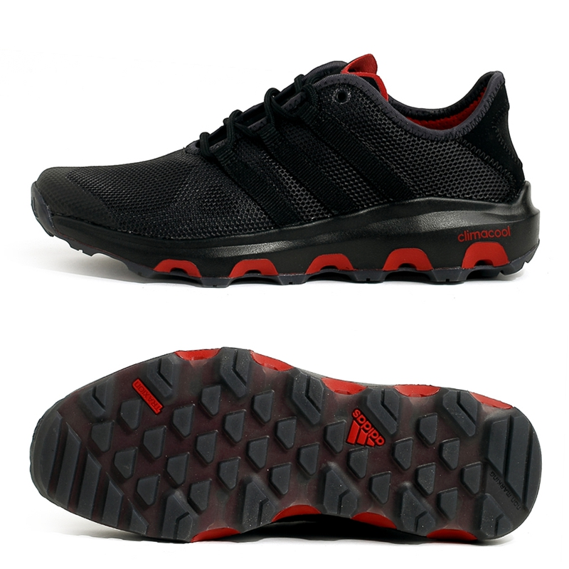 56d51829ed Official New Arrival Adidas Climacool Voyager Men's Aqua Shoes Outdoor  Sports Sneakers-in Upstream Shoes from Sports & Entertainment on  Aliexpress.com ...