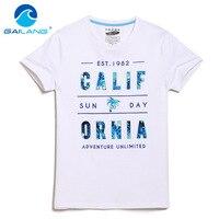 Gailang Brand Mens Top Tees Casual Cotton Men T Shirt Print Funny Tshirts Slim Fit Leisure