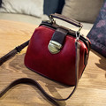 New Brand vintage handbag retro PU leather small flap bags for women messenger bag ladies clutch shoulder bag bolsa termica sac