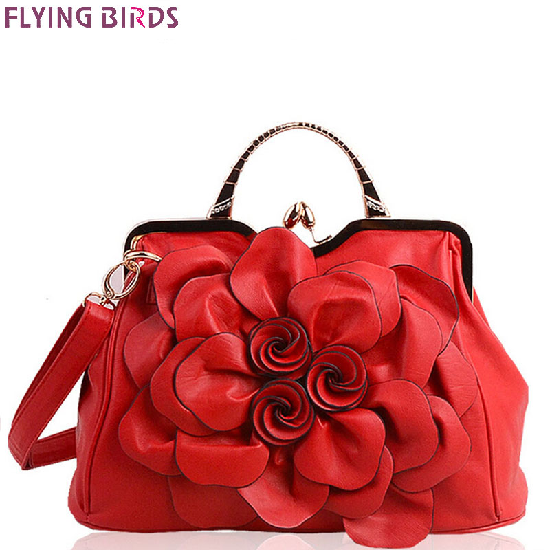 FLYING BIRDS Fashion women Handbag famous brands luxury Women Shoulder bags Ladies in women's tote bolsa new arrive bag LS4996fb стоимость