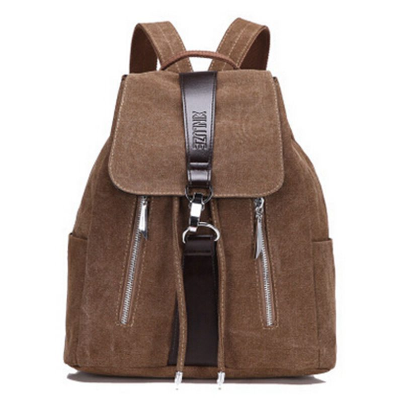 2016 Preppy Style 5 Colors High Quality Canvas Backpack School Bags Rucksack Should Bag Female Bolsa