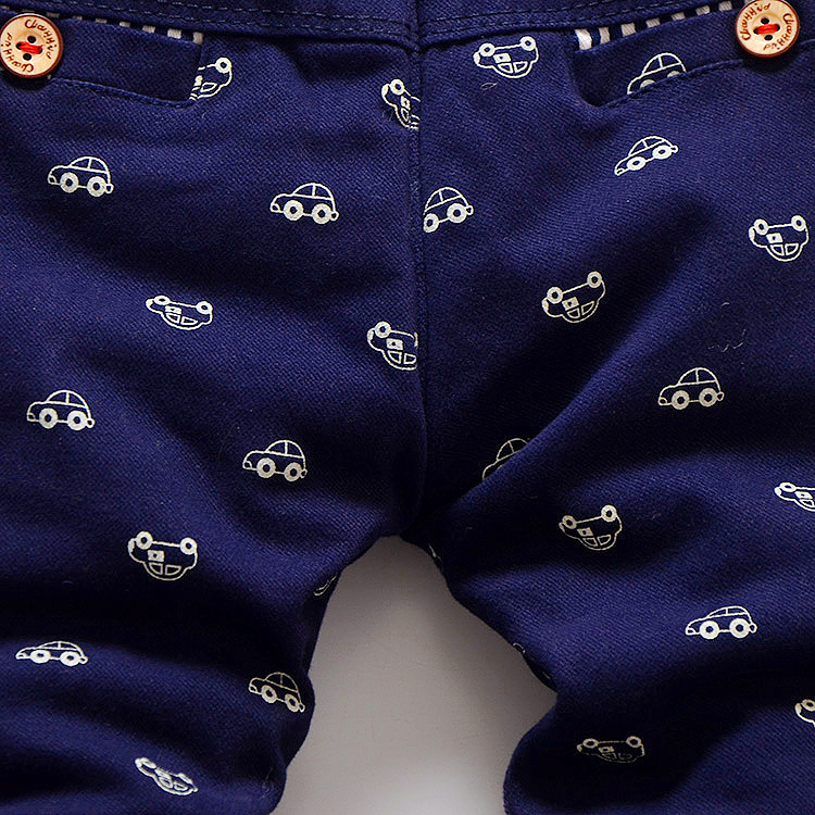 a303b963bcb baby spring pants for boy Kids summer pants car Full print children boys  pants Child cotton casual trousers longs 5T-in Pants from Mother   Kids on  ...