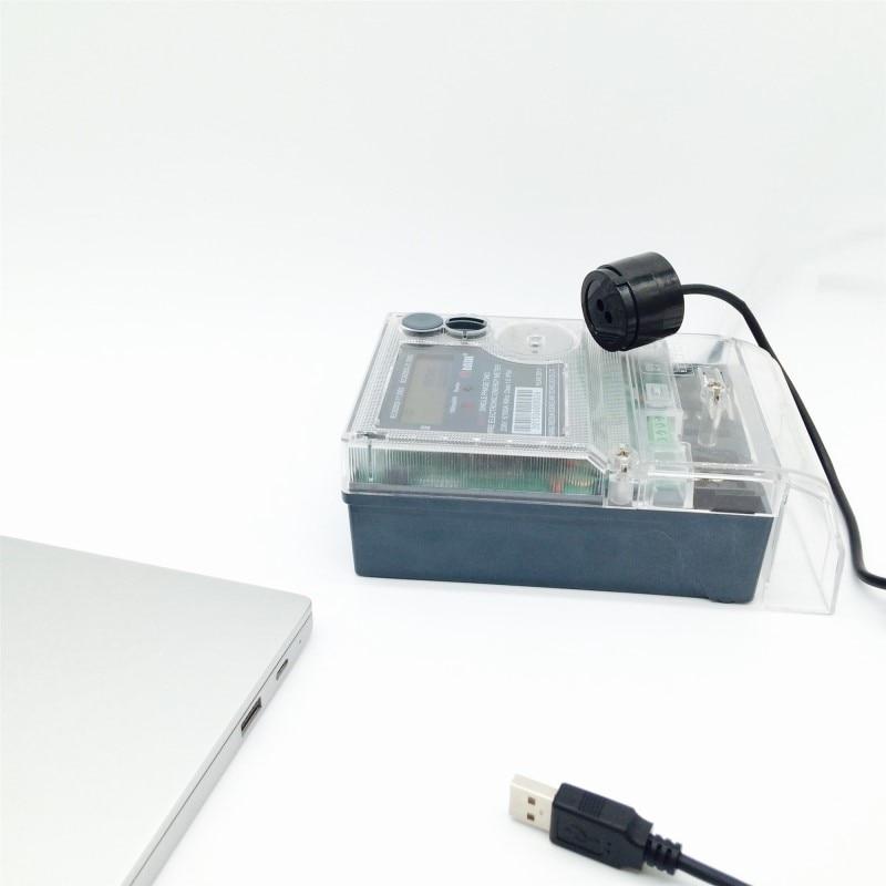 미터 통신을위한 IEC1107 표준 까만 색깔 USB 연결 관 - 보안 및 보호 - 사진 4