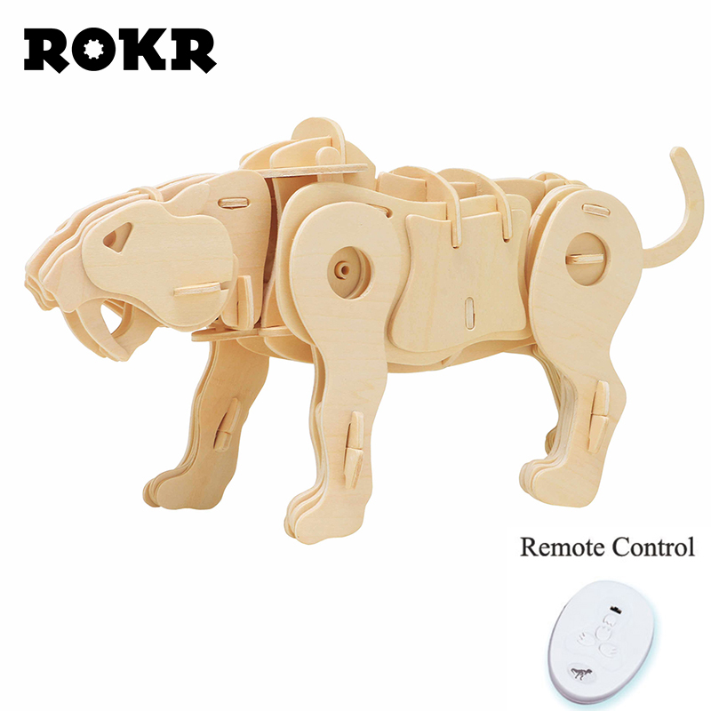 ROKR DIY 3D Wooden Puzzle Electric Model Toys Assembly Model Building Kit Toys for Children Kids A410 Drop Shipping WholesaleROKR DIY 3D Wooden Puzzle Electric Model Toys Assembly Model Building Kit Toys for Children Kids A410 Drop Shipping Wholesale