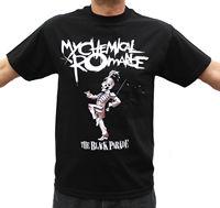 Gildan My Chemical Romance Punk Rock Band Graphic T Shirts