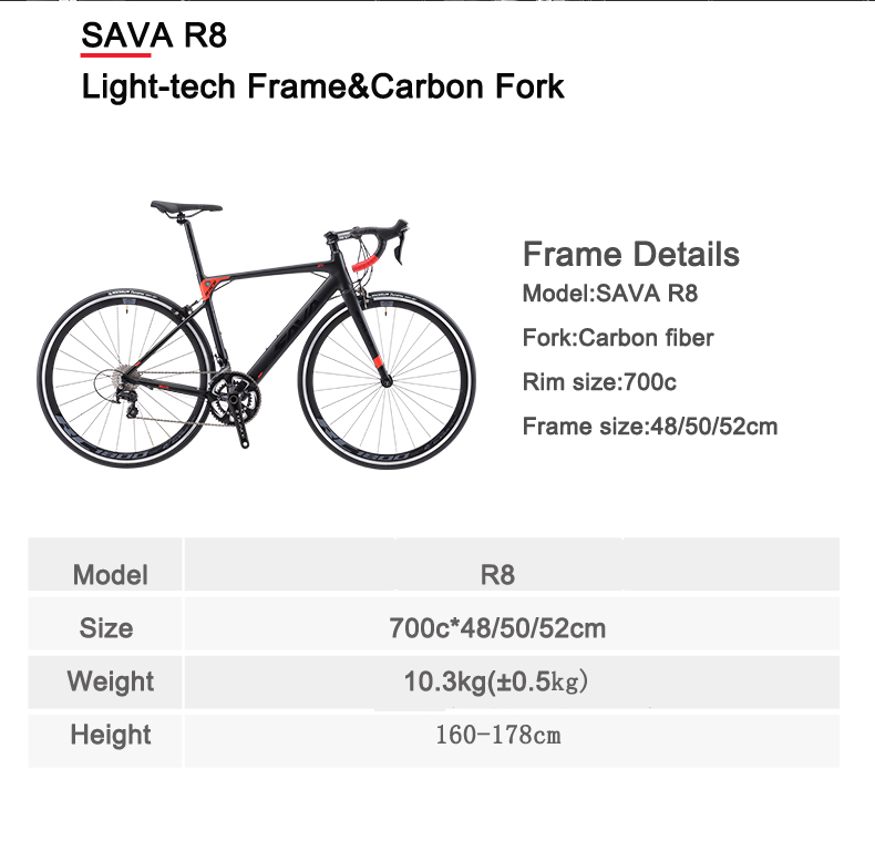 HTB1KV SsyCYBuNkSnaVq6AMsVXak SAVA R8 Carbon Road Bike Taxes free Road Bike Carbon Bike with SHIMANO 18 speed Road bicycle Retro City bike complete Bici citta