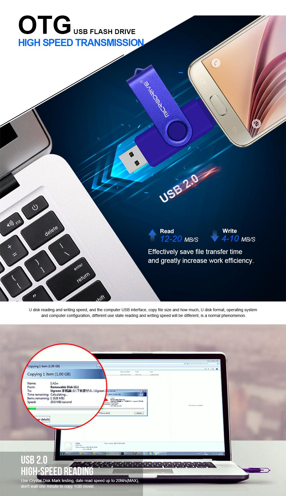 8 Color Rotatable Pen drive 4GB 8GB 16GB 32GB usb flash drive 64GB 128GB  usb 2 0 smart OTG pendrive U disk memory stick