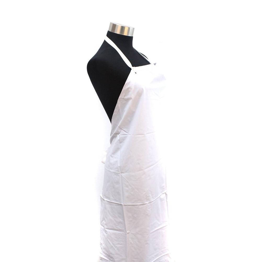 White apron price - Waterproof Unisex Heavy Duty Apron Restaurant Bib Be Great For Kitchen Duty White