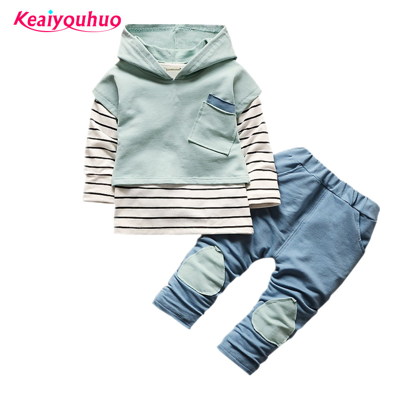 2017 Autumn Winter Kids Boys Clothes Set T-shirt+Hoodie+Pant 3pcs Outfits Children Clothes Sport Suit For Girls Clothing Sets xiyu brand boys clothing set autumn tracksuit kids clothes for children sports suit for boys girls children s winter suit print