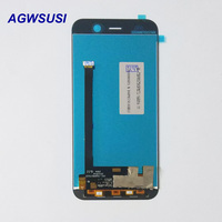 For ZTE Blade X7 Z7 D6 V6 T660 T663 Touch Screen Digitizer Sensor Glass Panel + LCD Display Monitor Screen Panel Module Assembly