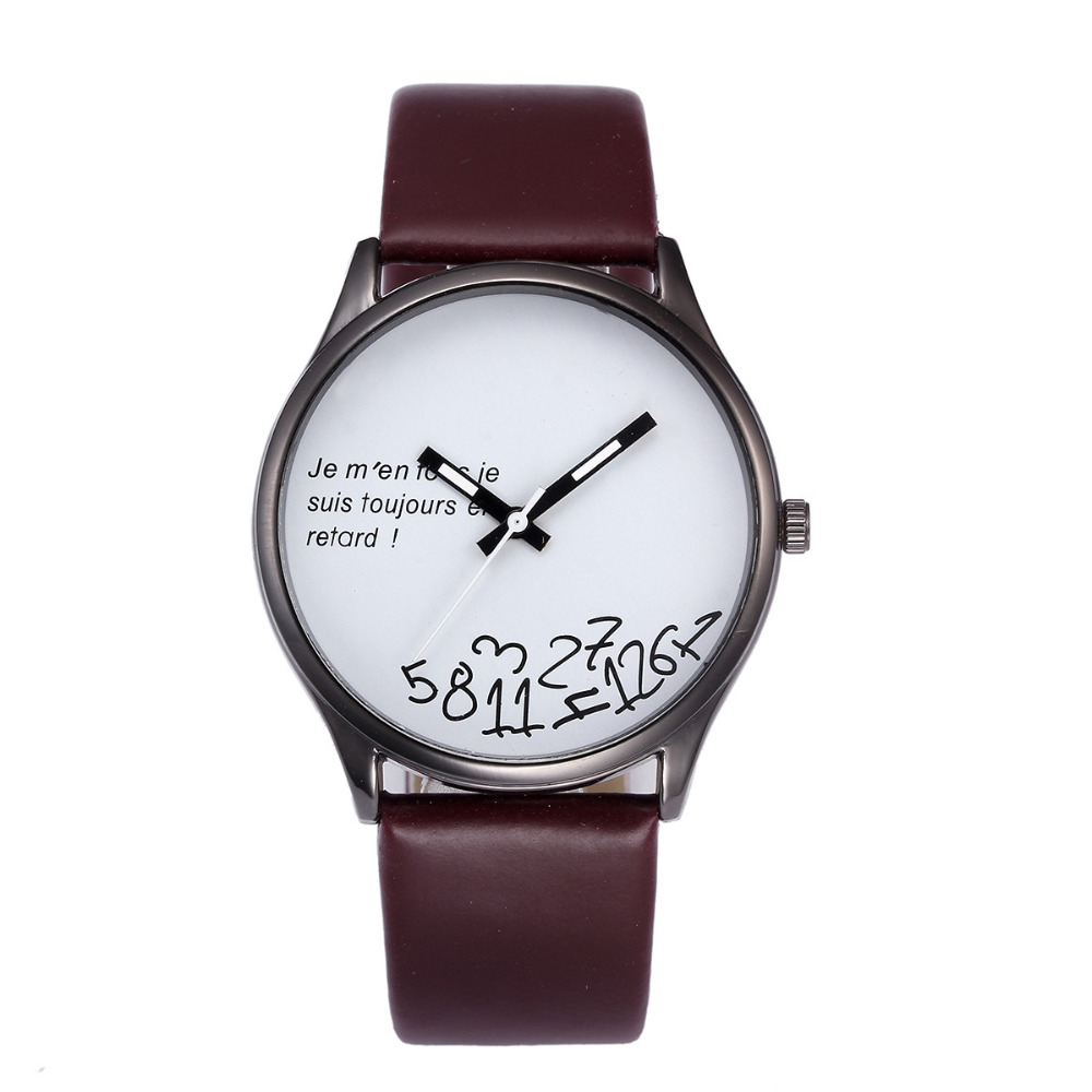 HTB1KValIL9TBuNjy0Fcq6zeiFXaJ men watches 2019 new arrival top brand luxury Fashion Design Leather Band Analog Alloy Quartz Wrist Watch relogio masculino 30X