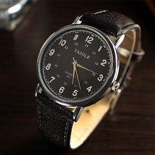 YAZOLE 2018 Quartz Wrist Watch Men Watches Top Brand Luxury Famous Wristwatch For Male Clock Relogio Masculino Relog Men Hodinky