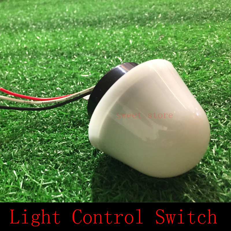 supplier photoelectric switch 10A DC24V Dusk till Dawn Automatic Photocell Light Sensor Detector Switch Lights controller CM056 e3x da21 s photoelectric switch