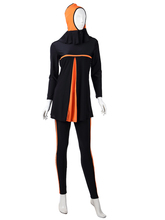 Muslim swimwear Islamic Swimsuit adult traditional clothing for women Turkish Arab Dubai Indonesia girls maillot hw 3 colors 10c
