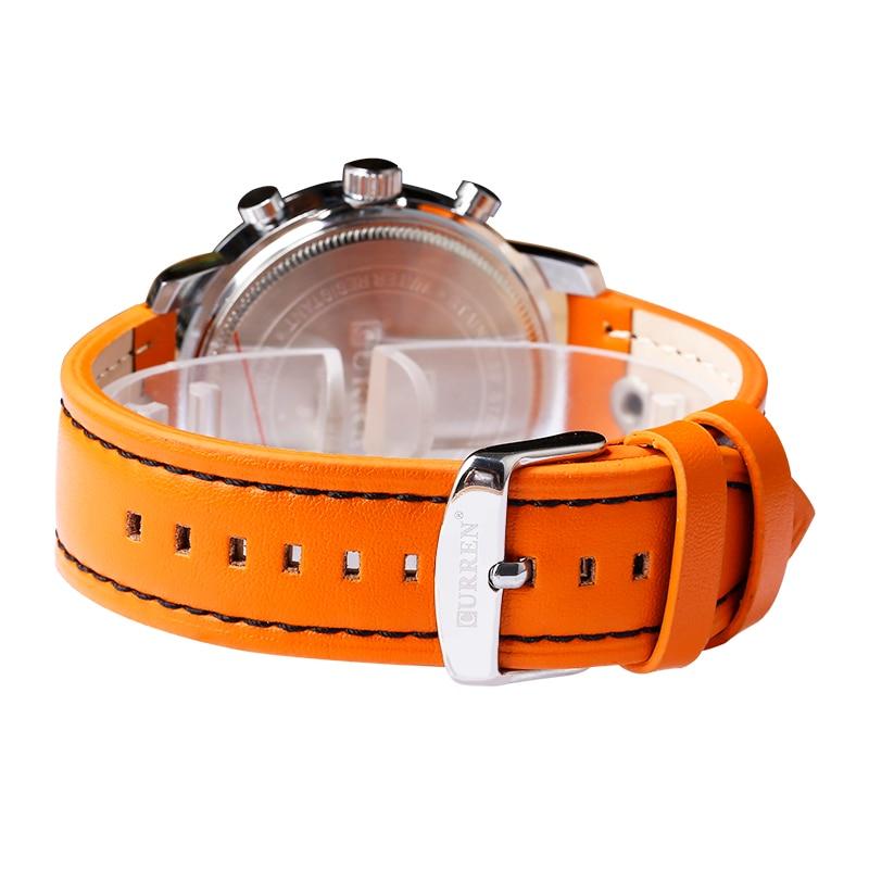 CURREN Πολυτελή Casual Ανδρικά Ρολόγια - Ανδρικά ρολόγια - Φωτογραφία 6