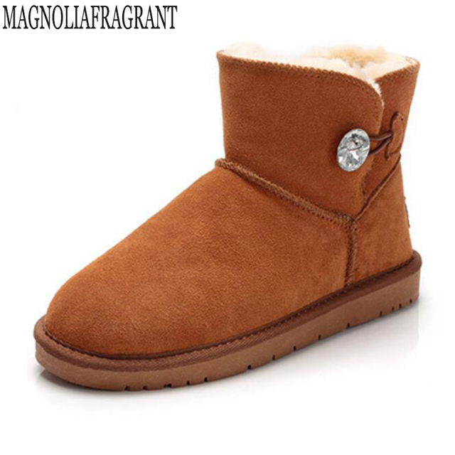 2018 New Women Winter Boots Warm Lady Plush Ugs Australia Boots Women Shoes Platform Ankle Boots For Women browse online cheap sale latest collections collections online cheap sale sast cheap sale pay with paypal 1wimt