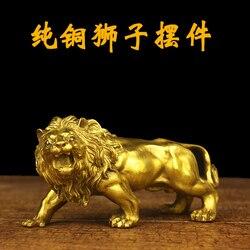 Meble z mosiądzu lwa do sypialni  salonu  dekoracja biurowa