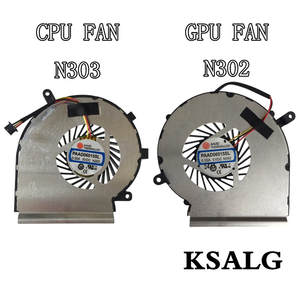 MAXROB Replacement Fan for MSI GE62 2QD GE62 2QE GE62 2QF CPU Cooling Fan MS-1795 6QE 6QF 6QL 2QC 2QE GP62 Left